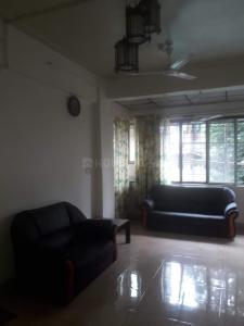 Gallery Cover Image of 750 Sq.ft 1 BHK Apartment for rent in Bandra East for 60000