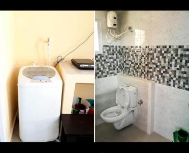 Bathroom Image of Zolo Lakesquare in Karapakkam