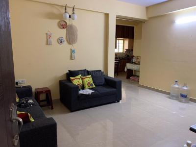 Gallery Cover Image of 1100 Sq.ft 2 BHK Apartment for rent in DS Max Scion, HBR Layout for 19000