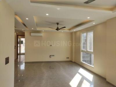 Gallery Cover Image of 1800 Sq.ft 3 BHK Independent Floor for rent in Lajpat Nagar for 75000