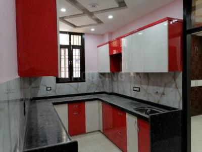 Gallery Cover Image of 1000 Sq.ft 3 BHK Independent House for buy in Dwarka Mor for 3600000