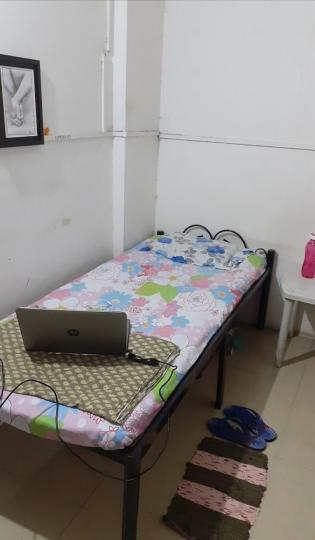 वाकड़ में एटीएस पीजी के बेडरूम की तस्वीर