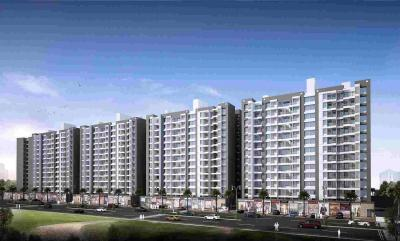 Gallery Cover Image of 1206 Sq.ft 3 BHK Apartment for buy in Dhanori for 6387000