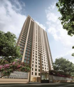 Gallery Cover Image of 788 Sq.ft 2 BHK Apartment for rent in Thane West for 24000