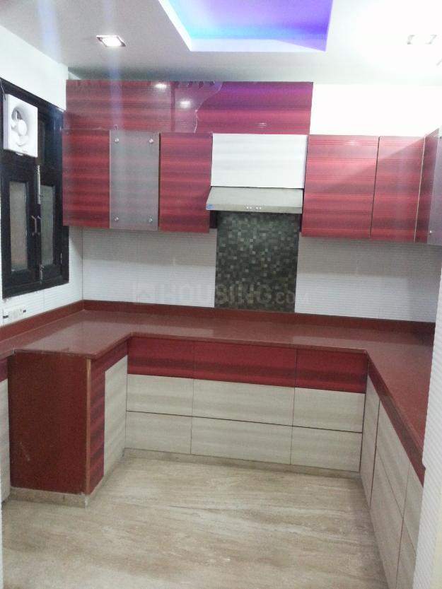 Kitchen Image of 400 Sq.ft 1 BHK Independent House for buy in Matiala for 1550000
