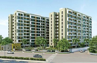Gallery Cover Image of 1305 Sq.ft 2 BHK Apartment for buy in Makarba for 5400000