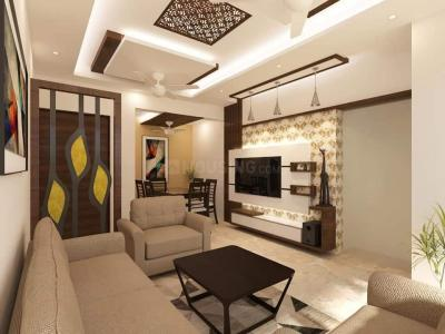 Gallery Cover Image of 1705 Sq.ft 3 BHK Apartment for buy in Aurum Q Residences, Ghansoli for 20500000