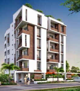 Gallery Cover Image of 1150 Sq.ft 2 BHK Apartment for buy in Nischal Shanti Nilaya, Kondapur for 7500000