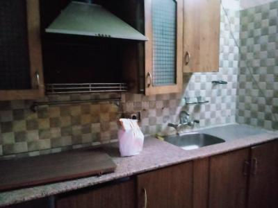 Kitchen Image of Sagar Residency in Kalkaji
