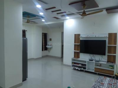 Gallery Cover Image of 1296 Sq.ft 2 BHK Apartment for buy in Hafeezpet for 7250000