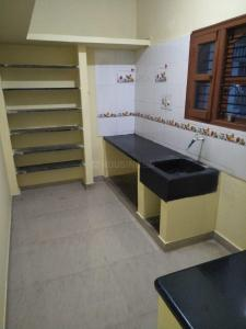 Kitchen Image of 750 Sq.ft 1 BHK Independent House for rent in Horamavu for 9000