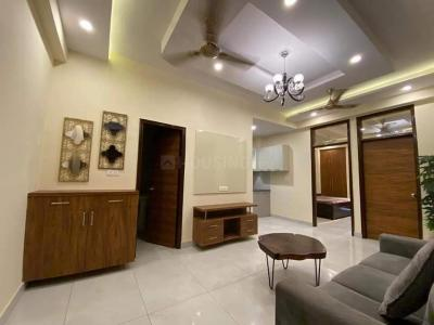 Gallery Cover Image of 695 Sq.ft 1 BHK Independent Floor for buy in Vihaan Galaxy, Kulesara for 1699000