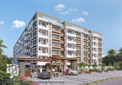 Gallery Cover Image of 3250 Sq.ft 3 BHK Apartment for buy in Vasanth Nagar for 55000000