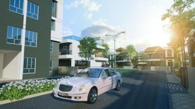 Gallery Cover Image of 429 Sq.ft 1 BHK Apartment for buy in Lake Life Township, Joka for 950000