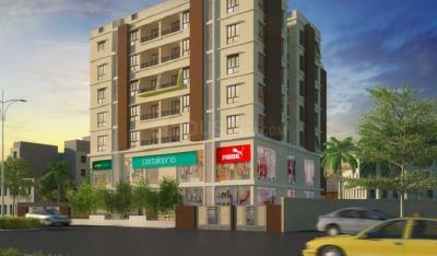 Gallery Cover Image of 979 Sq.ft 3 BHK Apartment for buy in Utsav Vinimay Purti Aqua 3, Baguiati for 6770400