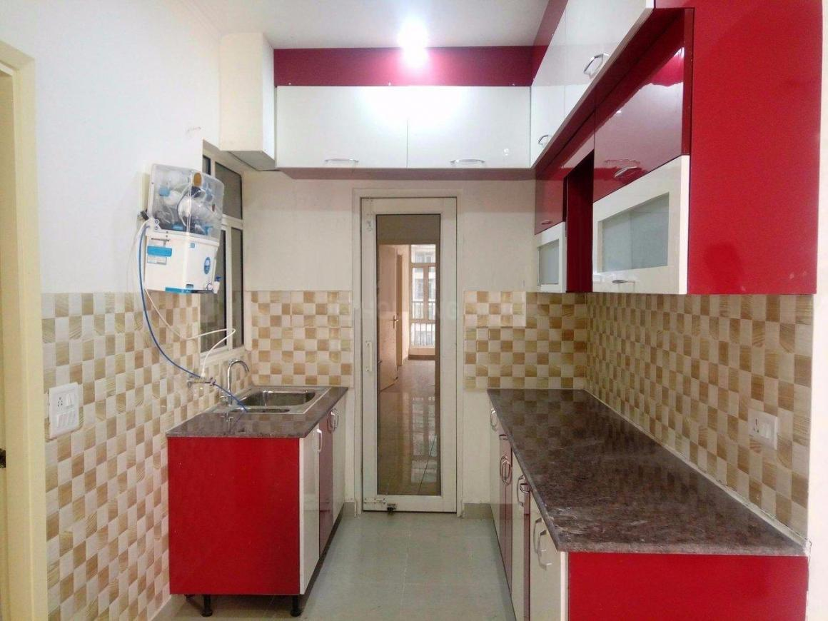 Kitchen Image of 1400 Sq.ft 3 BHK Apartment for rent in Sector 4 Greater Noida West for 11000