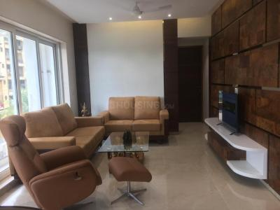 Gallery Cover Image of 2000 Sq.ft 3 BHK Apartment for buy in Omprakash Galaxy Aura, Nerul for 40500000