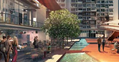 Gallery Cover Image of 1145 Sq.ft 2 BHK Apartment for buy in Kumar Prospera A1 And A2, Hadapsar for 9700000