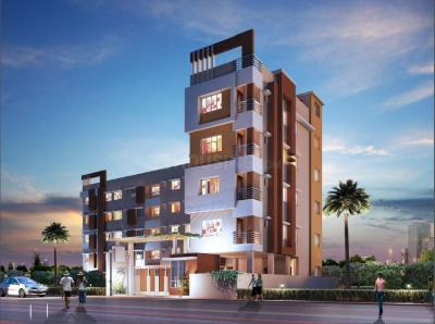 Gallery Cover Image of 898 Sq.ft 3 BHK Apartment for buy in Neo Imperial, Bansdroni for 3143000