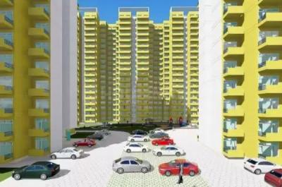 Gallery Cover Image of 669 Sq.ft 2 BHK Apartment for buy in OSB The Venetian, Sector 75 for 2354000