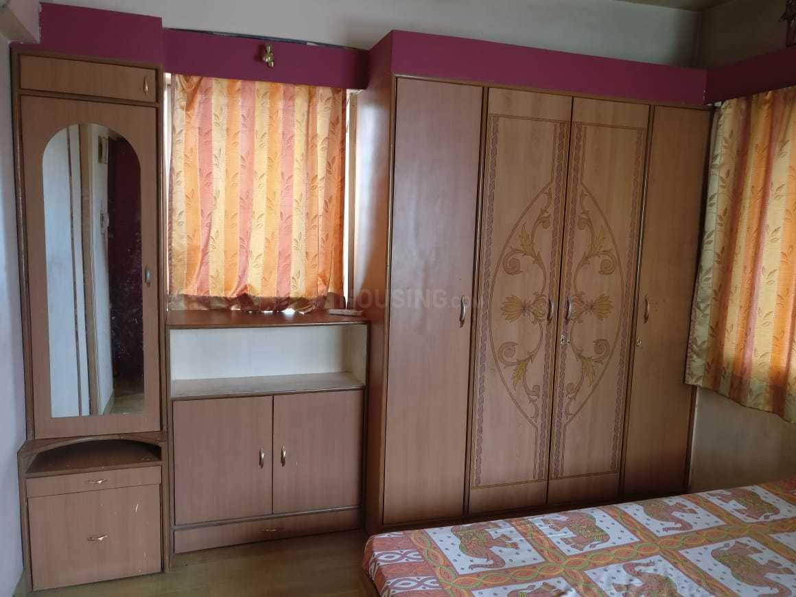 Bedroom Image of 1050 Sq.ft 2 BHK Apartment for rent in Bibwewadi for 15400