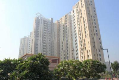 Gallery Cover Image of 1951 Sq.ft 3 BHK Apartment for rent in Knowledge Park 2 for 12000