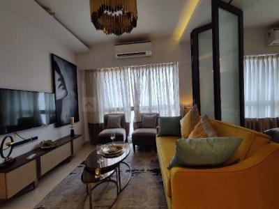 Gallery Cover Image of 700 Sq.ft 1 BHK Apartment for buy in Omkar Meridia, Kurla West for 12500000