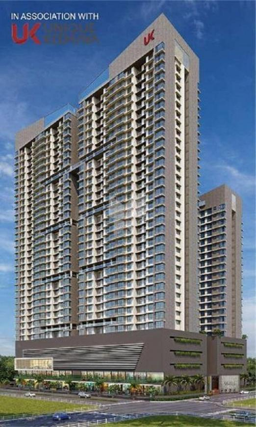Building Image of 900 Sq.ft 2 BHK Independent House for buy in Kandivali East for 10000000