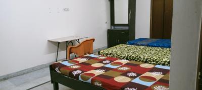 Bedroom Image of Mannat PG Home in Sector 2