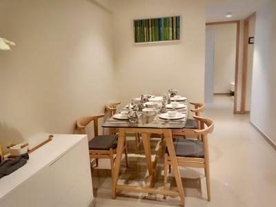 Gallery Cover Image of 1000 Sq.ft 2 BHK Apartment for buy in Shapoorji Pallonji Joyville Virar Phase 1, Virar West for 5100000