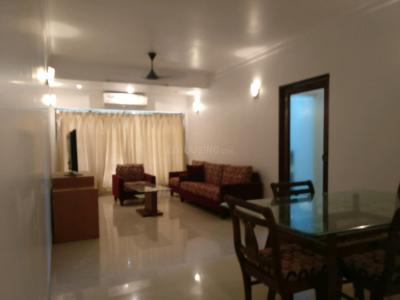 Gallery Cover Image of 1400 Sq.ft 2 BHK Apartment for rent in Bandra West for 100000