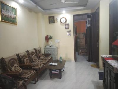 Gallery Cover Image of 675 Sq.ft 2 BHK Independent Floor for buy in Sector 8 Dwarka for 2800000