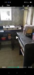 Kitchen Image of Girl PG in Andheri West