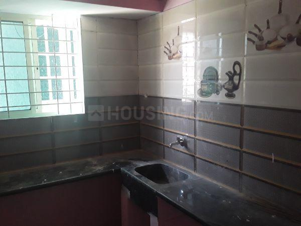 Kitchen Image of 1200 Sq.ft 2 BHK Independent House for rent in Hennur for 10000