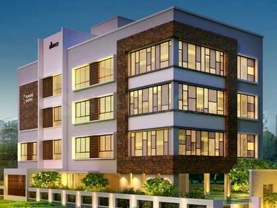 Gallery Cover Image of 958 Sq.ft 2 BHK Independent House for buy in Ramalingapuram for 6000000