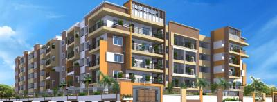 Gallery Cover Image of 1016 Sq.ft 2 BHK Apartment for buy in Begur for 4368800