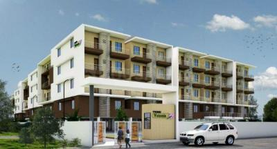 Gallery Cover Image of 984 Sq.ft 2 BHK Apartment for buy in Pyramid Watsonia, Nehru Nagar for 4428000
