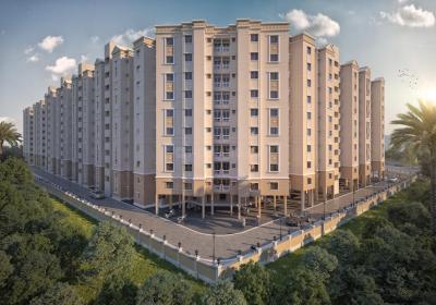 Brochure Image of 720 Sq.ft 2 BHK Apartment for buy in Khema-Ka-Kuwa for 1691000