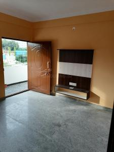 Gallery Cover Image of 700 Sq.ft 1 BHK Independent Floor for rent in Singasandra for 10000
