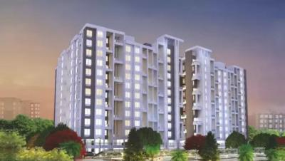 Gallery Cover Image of 1180 Sq.ft 2 BHK Apartment for buy in Karan Suncoast, Bavdhan for 6800000