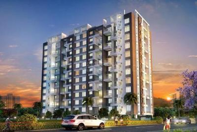 Gallery Cover Image of 633 Sq.ft 1 BHK Apartment for buy in Svasti Delta High Bldg B Phase I, Bhugaon for 3200000