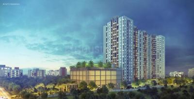 Gallery Cover Image of 714 Sq.ft 1 BHK Apartment for buy in Wakad for 5176000