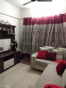 Gallery Cover Image of 680 Sq.ft 1 BHK Apartment for rent in Nerul for 24000