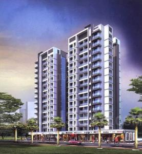 Gallery Cover Image of 1060 Sq.ft 2 BHK Apartment for buy in Sahakar Premier, Mira Road East for 8262000