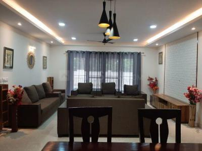 Gallery Cover Image of 3224 Sq.ft 4 BHK Apartment for rent in Saran Mulberry Woods, Carmelaram for 60000