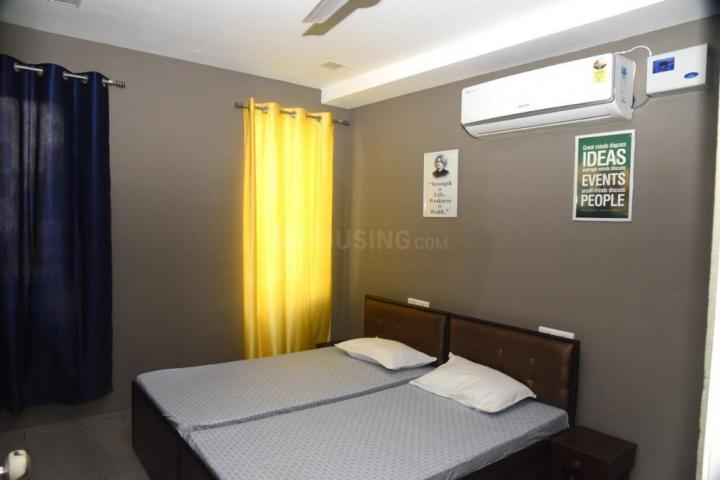 Bedroom Image of Nirvana Rooms PG in Sector 43
