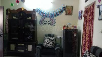 Gallery Cover Image of 720 Sq.ft 1 BHK Independent Floor for rent in Erragadda for 8500