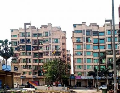 Gallery Cover Image of 630 Sq.ft 1 BHK Apartment for buy in Manat Garden Complex, Taloja for 3000000