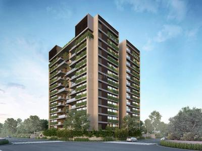 Gallery Cover Image of 4500 Sq.ft 4 BHK Apartment for buy in Tranquil, Ambli for 33800000