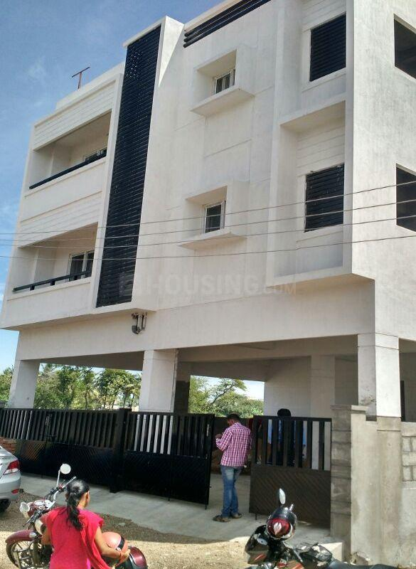 Building Image of 1050 Sq.ft 2 BHK Apartment for rent in Selaiyur for 10000